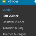 Установка слайдера в header WordPress